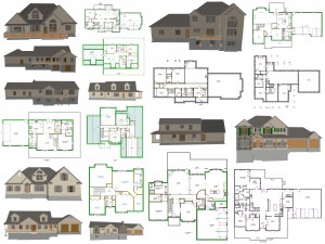 Cad house plans as low as 1 per plan for 2600 sq ft house plans